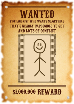 small-protagonist-wanted